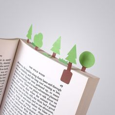 Tiny Funny Bookmarks by Duncan Shotton