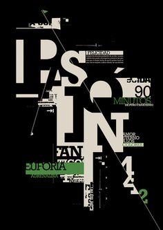 Typographic drop-down |  FELICIDAD – Fans of 1st