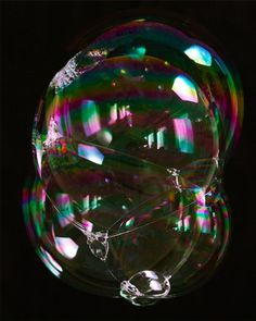 'Bubbles' by Gustav Almestål | PICDIT #photo #photography #shape