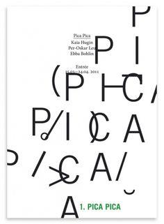 PORTFOLIO : Christian Brandt #type #print #grid