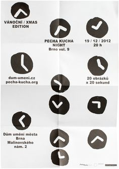pechakucha #pecha #watch #kucha #time #poster