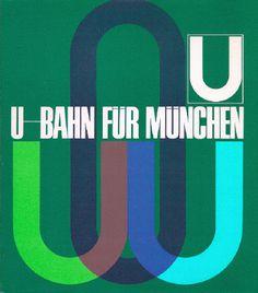 Landeshauptstadt München, U-Bahn-Referat (Hrsg.); Firgau, Walter (Red.); Sarközy, Georg (Red.) u.a.:U-Bahn für München. Eine Dokumentati #bahn #munich #mnchen
