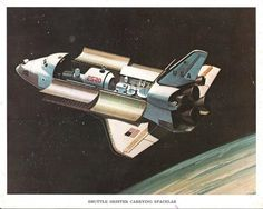 Photo Album - Imgur #nasa #illustration #shuttle #space