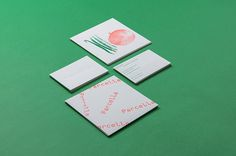 Parcella, branding by Ministry. #branding #parcella #direction #identity #art