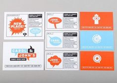 Google Reader (484) #awesome #cards #vintage #business