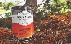 #kickapoo #viroqua #wisconsin #coffee #packaging