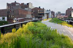 CJWHO ™ (The High Line, Manhattan, New York The High Line...)