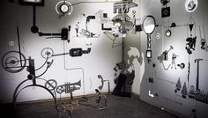 16 Cool Rube Goldberg Machine Ideas #diy #rube #goldberg