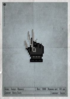 H-and Movie #movie #fantasy #and #design #christmas #gerald #avon #vintage #poster #web #bear #hand