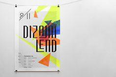 Designeyland / Dizajnilend on Behance