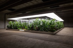 Doug Aitken's The Garden installation at ARoS Triennale in Aarhus