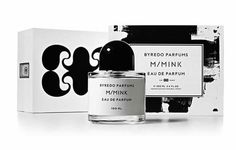 M/Mink Eau de Parfum | The Inspiration Room #white #7 #packaging #black #type #parfum