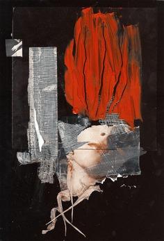 John Karborn mixed media artworks website