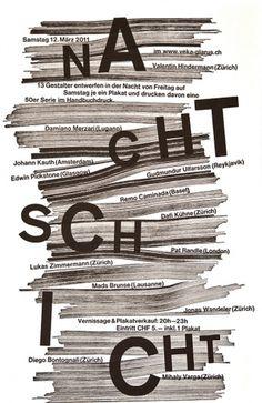 kuhne1 #letterpress #poster