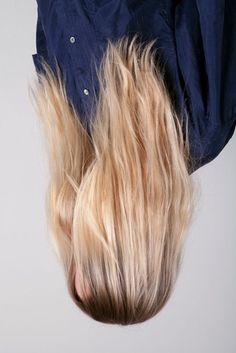 hair #hair #blonde #people