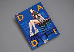 MagSpreads - Magazine Design and Editorial Inspiration: DADI MAGAZINE: Issue 2 / Bench.li #magazine