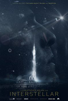Posters by James Fletcher1 #inspiration #creative #movie #interstellar #print #design #space #unique #poster #film
