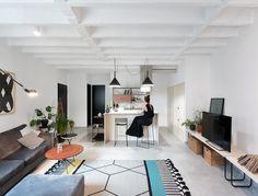 Belgrad Apartment – Complete Refurbishment for a Young Couple / Autori