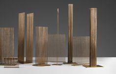 DesignApplause | wright13-bertoia10 #bertoia #sculpture #art