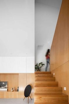 Madreselva House / David Olmos Arquitectos