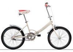 Zwei Räder sind genug: Die zehn tollsten Fahrräder von Automarken - manager-magazin.de - Lifestyle #fiat #white #bicycle