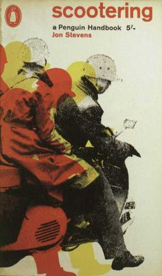Penguin Books - Scootering #covers