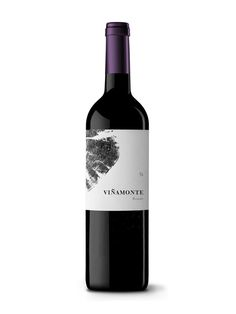Bodegas Viñamonte // Identity & Packaging #packaging #vino #dailos #wine