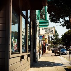 """Market""San Francisco #tumblr #market #picture #retro #san #audreyevrard #polacolor #photography #francisco #logo #work"