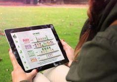 Cawston Press Sales iPad App