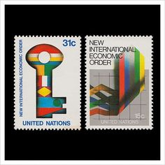 United Nations Postage Stamps – Part 1 / Aqua-Velvet #nations #stamp #united