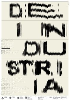 Balla Dora Typo-Grafika: Paolo Palma #white #black #glitch #and #typography