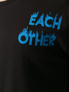 Each X Other graphic logo T-shirt
