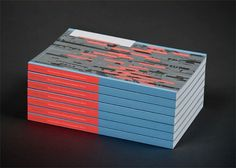 Typeforce 2 Exhibition Catalogue on the Behance Network #type #2 #typeforce