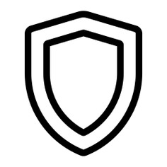 See more icon inspiration related to shield, antivirus, security, secure and defense on Flaticon.