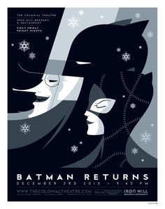 tom whalen #batman #tom #illustration #returns #whalen
