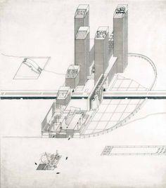 New Welfare Island, 1975 #architecture