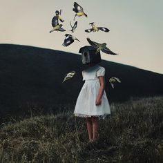 New Amazingly Surreal Portraits by 19 Year Old Alex Stoddard   My Modern Metropolis