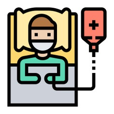See more icon inspiration related to patient, sick, healthcare and medical, insurance, hospital, avatar, medical and people on Flaticon.