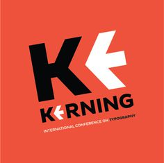 KERNING Typography Conference on Behance #kerning #typography