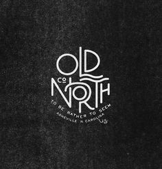 old north #logo #brand #design #branding