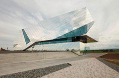 """CJWHO â""""¢ (holzer kobler complete the reflective palaon...) #design #germany #landscape #architecture #holzer #kobler"""