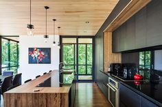 Estrade Residence, Quebec / MU Architecture