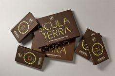 SiculaTerra #packaging #box #chocolate