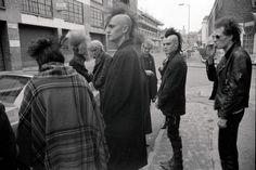 Punks #music #photography #punks