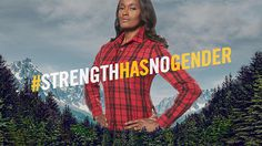 Brawny, #StrengthHasNoGender, photography, Advertising, Branding