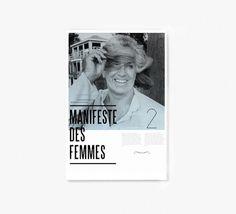 manifeste #print #editorial