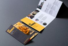 Design By Dave / Design & Art Direction #designbydave #design #manchester #graphic #diecut #craft #brochure