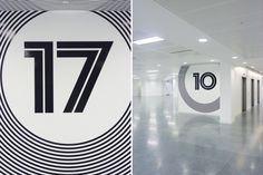 dn&co. | 200 Aldersgate #sign #type #numbers