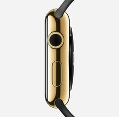 H A I R & T E E T H #apple #design #iwatch #clean #product #minimal #gold #watch #technology