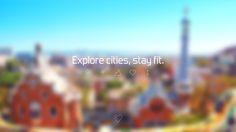 Fitrip App — #branding #logo #mobile #app #fitness #travel #city #venezuela #startup #simple #minimal #minima #studio #minimalism #brand #